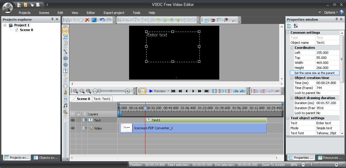 professional video editing software free