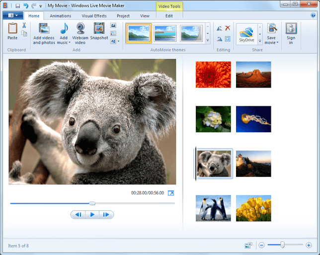 Best free video editing software for windows icecream tech digest free video editing software windows movie maker ccuart Image collections