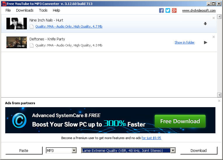 Top 12 Best Free YouTube to MP3 Converters
