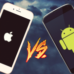 Android vs. iPhone