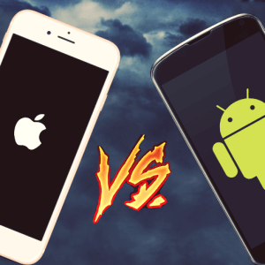 iphone versus android android vs iphone icecream tech digest 12427