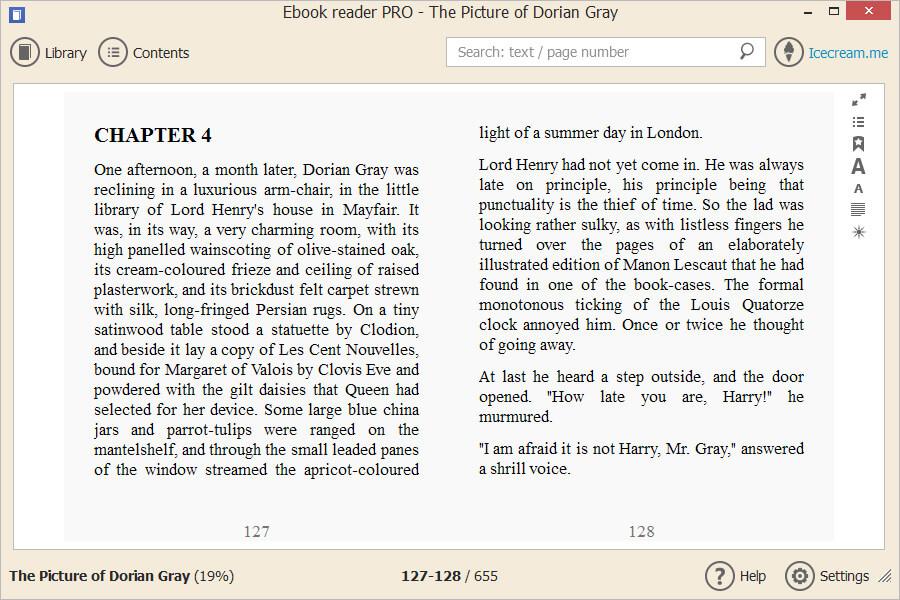 Best gratuit epub file reader