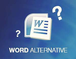 Best Free Microsoft Word Alternatives