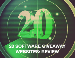 20 Software Giveaway Websites: Review - Icecream Tech Digest
