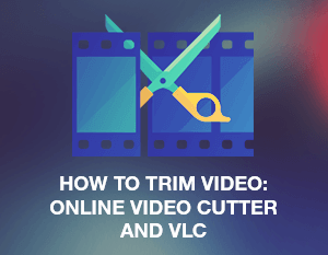 How to Trim Video: Online Video Cutter and VLC