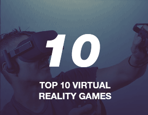 10 Best VR games of 2018