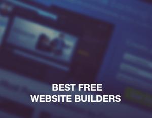 Best Free Website Builders