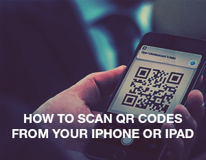 how to scan qr code with iphone scanner app for iphone archives icecream tech digest 3185
