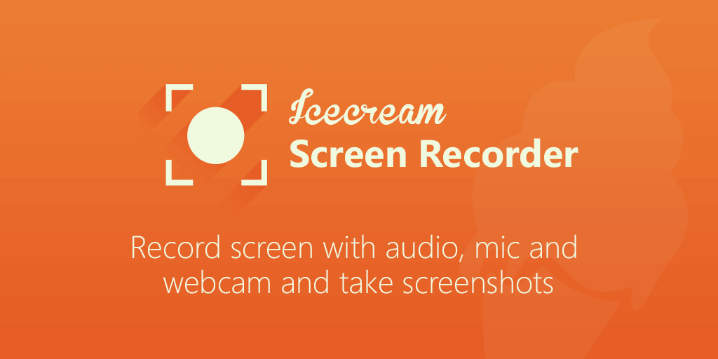 Screen Recorder: Record screen for free - Icecream Apps