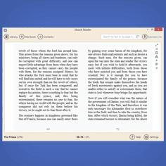 Ebook Reader: free MOBI and EPUB reader for Windows - Icecream Apps
