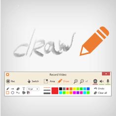 Drawing panel