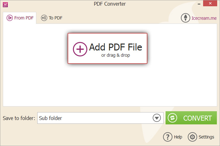 how to change pdf to eps