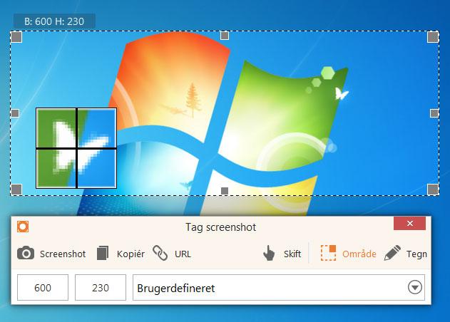 screen recorder  optag sk u00e6rm eller tag screenshots gratis